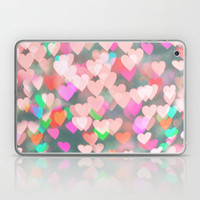 Falling in LOVE... Laptop & iPad Skin by Lisa Argyropoulos | Society6