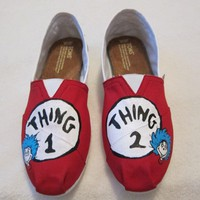 Toms canvas shoes flats ...