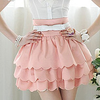 Sweet Pink Skirt / Shorts