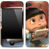 Agnus Despicable Me NEW iPhone Skin FREE SHIPPING by DesignSkinz