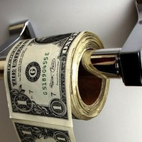 Dollar Toilet Paper - $10 | The Gadget Flow