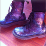 Galaxy Boots