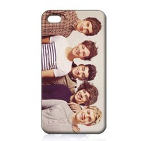 One Direction Hard Case Skin for Iphone 4 4s Iphone4 At