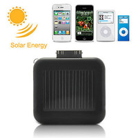Mini Universal Solar Battery Charger for iPhone, iPod, Android Phone