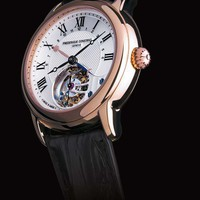 Frédérique Constant new tourbillon watches - white gold