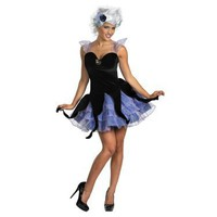 The Little Mermaid - Sassy Ursula Adult Costume - Costumes, 800246