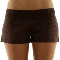 O'Neill Lane Short in Desert Brown
