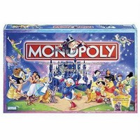 Amazon.com: Disney Monopoly: Toys & Games