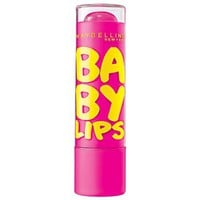 Maybelline New York Baby Lips Moisturizing Lip Balm, Pink Punch, 0.15 Ounce: Beauty