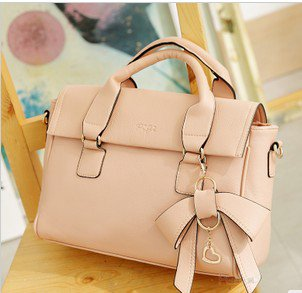 perfect dimensional bow handbag 2192
