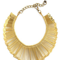 Brilliant A-Ray Necklace | Mod Retro Vintage Necklaces | ModCloth.com