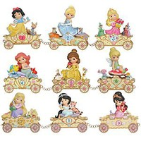 Precious Moments Disney Princess Train Collection | Disney Store