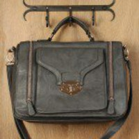 Prep School Briefcase Satchel Bag