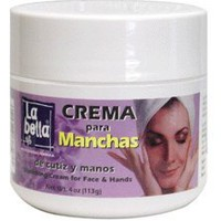 La Bella Quita Manchas Cream, 4 Ounce