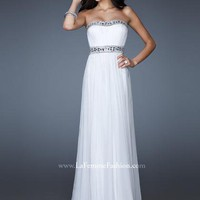 La Femme Dress 18241 at Peaches Boutique