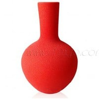 Chinese Red Pearl Glaze Vase [UF-PV070] - $79.00 : Buy Unique Craft Gifts From Best Online Shop, Ufingo