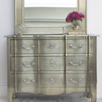 Augustus Metal Wrapped 3-Drawer Chest - Sweetpea &amp; Willow London