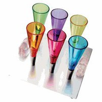 Magnetic Shot Glasses Set by Lush Life