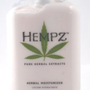 Hempz Herbal Moisturizer 18 Oz 3 Pack Tanning Lotion