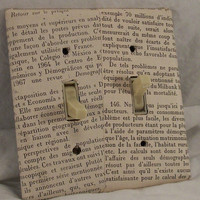 FrenchGermanItalianArabicSpanishRussian Light Switch by ArtZodiac