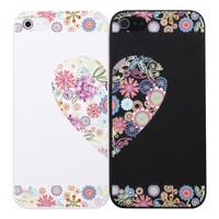 Cool Lover Hard Cover Case For Iphone 4/4s/5 For TWO