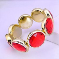 Korean Fashionable and New Arrival Sweet Bracelet For Girls  - Sammydress.com