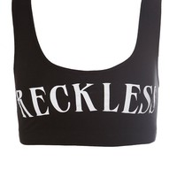 Teenage Runaway Reckless Sports Bra - 300546
