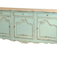 Aqua Marine 3 Door Sideboard - Sweetpea & Willow London