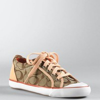 COACH BARRETT SNEAKER Tennis Shoes Women&#x27;s 5.5 NEW