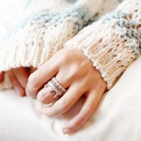 Princess 3pc Ring