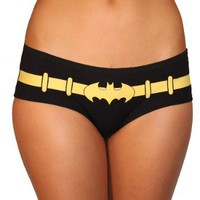 My Associates Store - Batman Logo Glow in the Dark 3 Pack Hipster Briefs
