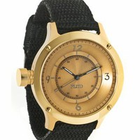 Flud Alchemist Watch - Gold - Punk.com