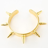 Spiked Bangle - Accessories