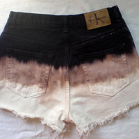 Brand New Calvin Klein Ombre Trifecta High Waist by bohemianrag