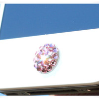 Light Rose Swarovski Elements Crystal 3D PopUp Peel by Bling4U2011