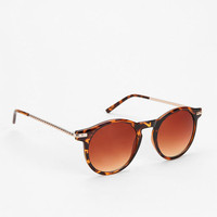 Urban Outfitters - Jupiter Round Sunglasses