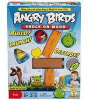 Angry Birds: Knock On Wood Game: Toys &amp; Games