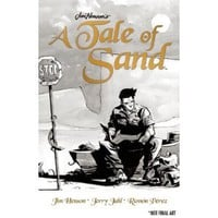 Amazon.com: Jim Henson's Tale of Sand (9781936393091): Jim Henson, Jerry Juhl, Ramon Perez: Books
