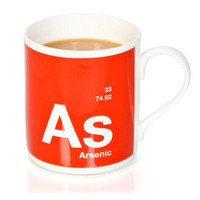 Arsenic Mug - buy at Firebox.com