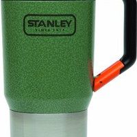 Stanley Adventure Clip Grip Coffee Mug (Green, 20-Ounce)