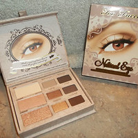 TOO FACED NATURAL EYE NEUTRAL EYE SHADOW COLLECTION * BRAND NEW IN BOX * MINT