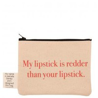 Flight 001 | LIPSTICK POUCH - PREFLIGHT