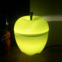 Our Workshop | Green Apple Lamp