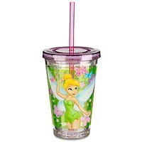 Tinker Bell Tumbler with Straw -- Small | Disney Store