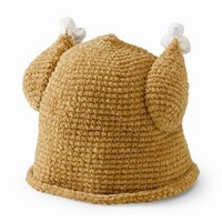 Kids Crochet Hat in TurKey Size: 0-6 Months