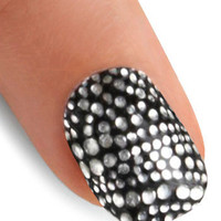 At Your Fingertips Nail Stickers in Star Studded | Mod Retro Vintage Cosmetics | ModCloth.com