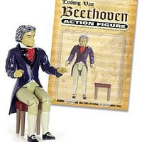 Beethoven Action Figure - Accoutrements - Historical Figures - Action Figures at Entertainment Earth