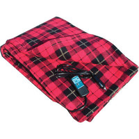 Car Cozy 12-Volt heated Blanket - Plaid : Target