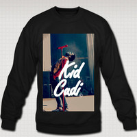 Kid Cudi  Sweatshirt by DirtyPalmTrees on Etsy