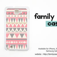 Aztec Geometric Tribal / Triangle Samsung Galaxy S2 S3 Case, Samsung Galaxy Note , Note 2 Cover, Samsung Galaxy Siii Sii Note ii Case